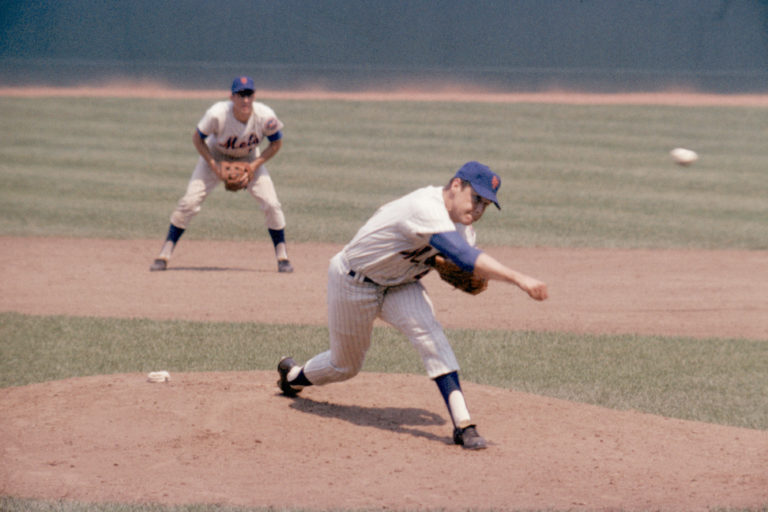 Tom Seaver's Strong Release