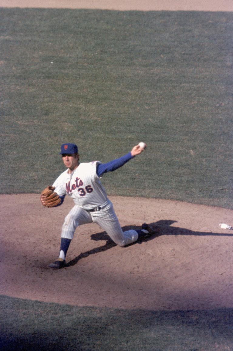 Jerry Koosman Release Pitch
