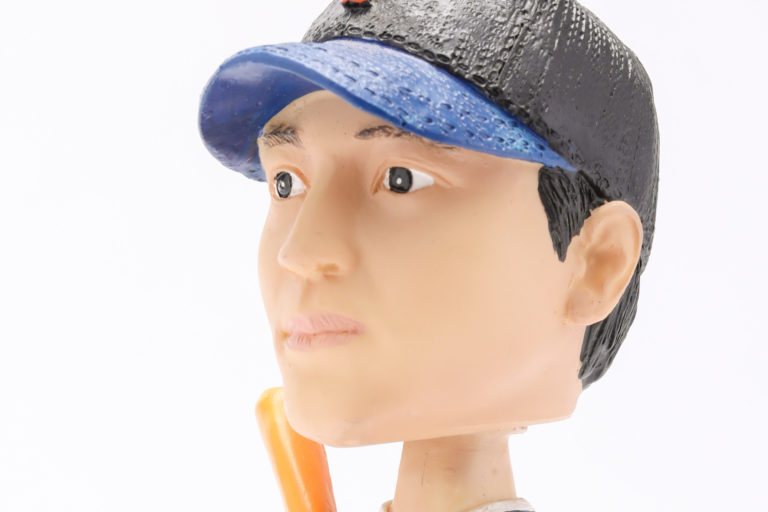 2001 Tsuyoshi Shinjo Bobblehead