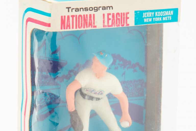 Jerry Koosman Transogram Action Figure