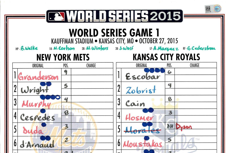 New York Mets Virtual Vault