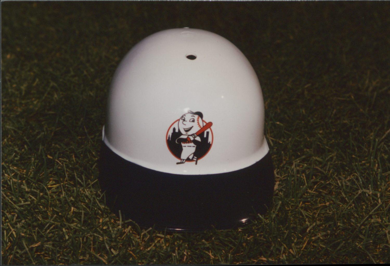 Batting Helmet Featuring Mr. Met