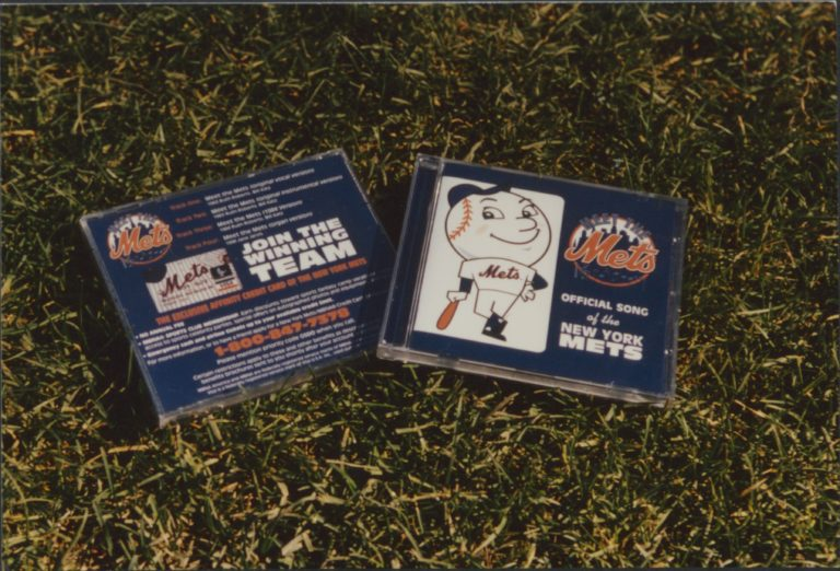Mets Official Song on CD
