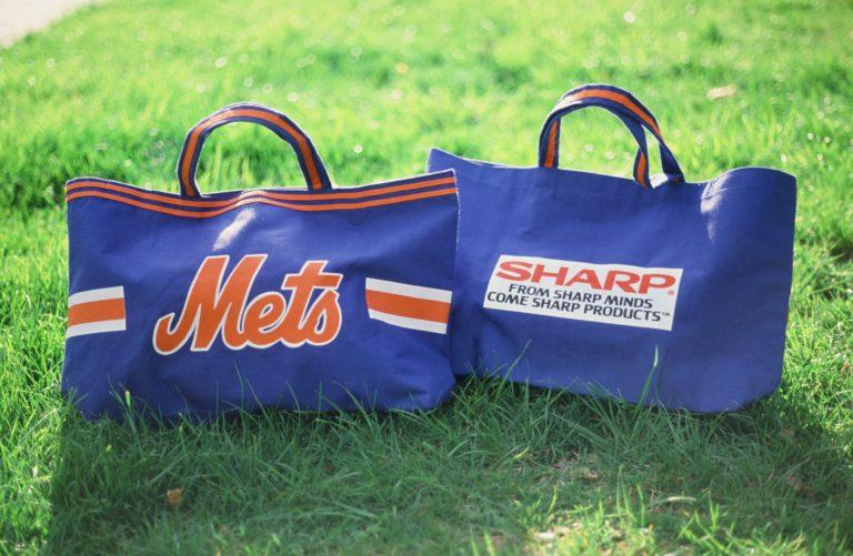 1989 New York Mets Tote Bag