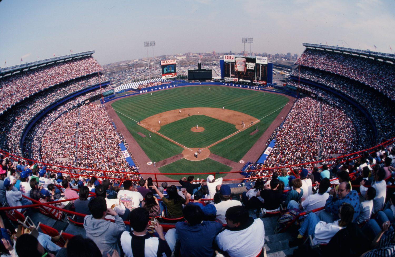 View from Shea Stadium Upper Deck