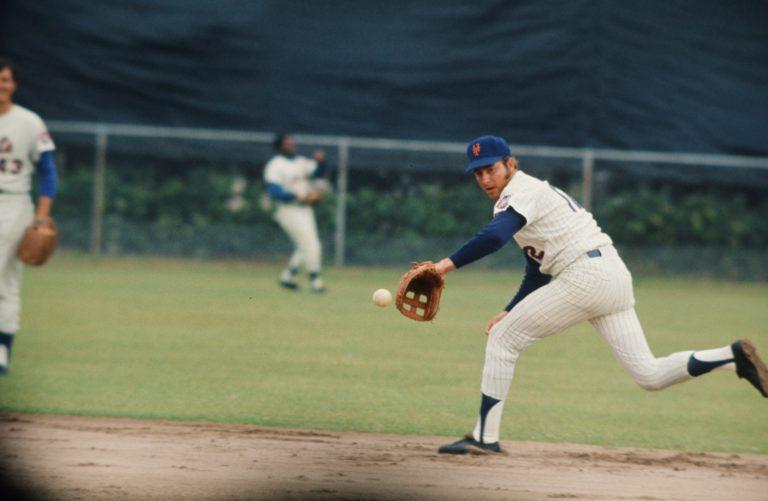 Ken Boswell Fields Ball in 1971