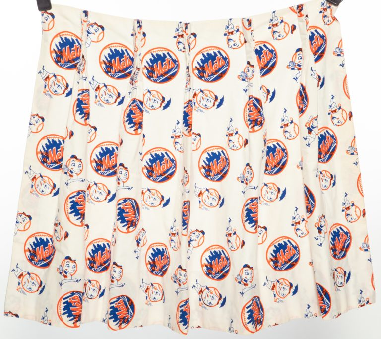 Mr. Met Curtains, Placemat and Napkin