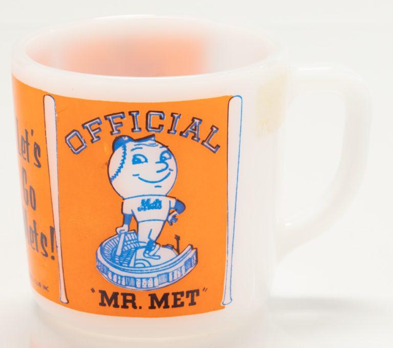 Mr. Met Coffee Mug