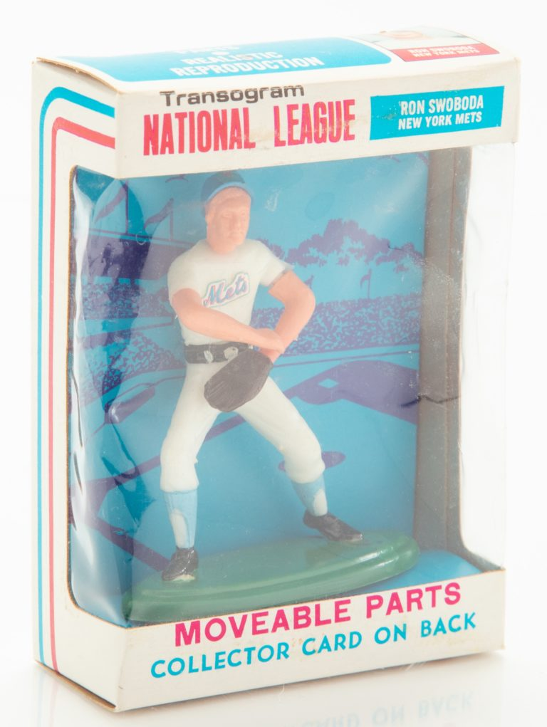 1969 Ron Swoboda Toy and Card