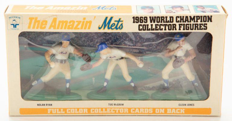 Ryan, McGraw & Jones World Series Collector Figures