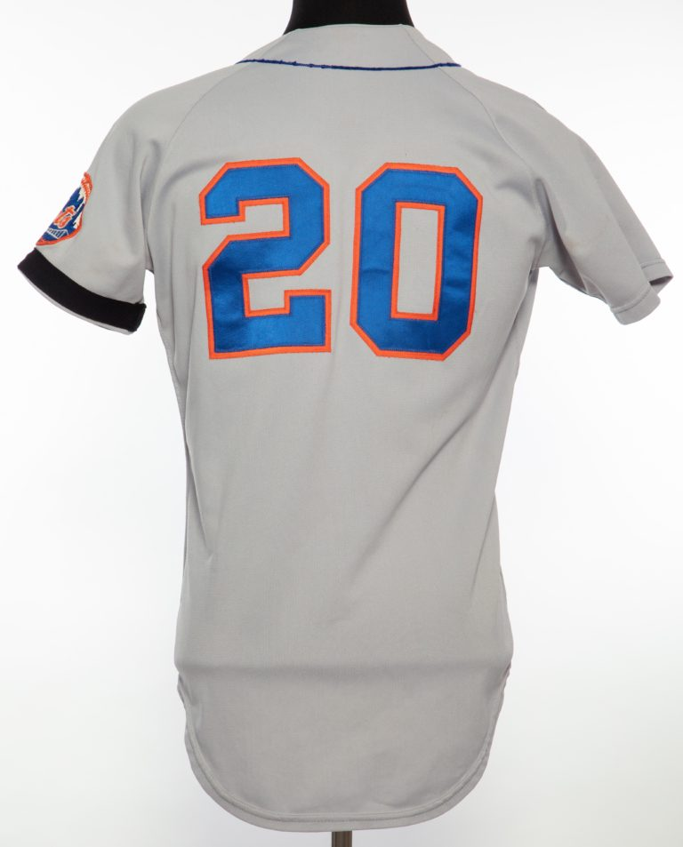 Tommie Agee Jersey - Back
