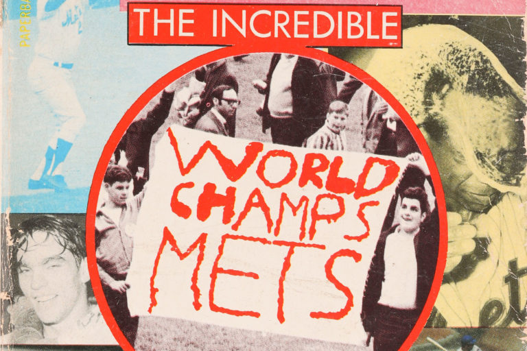 The Incredible World Champs Mets by Maury Allen