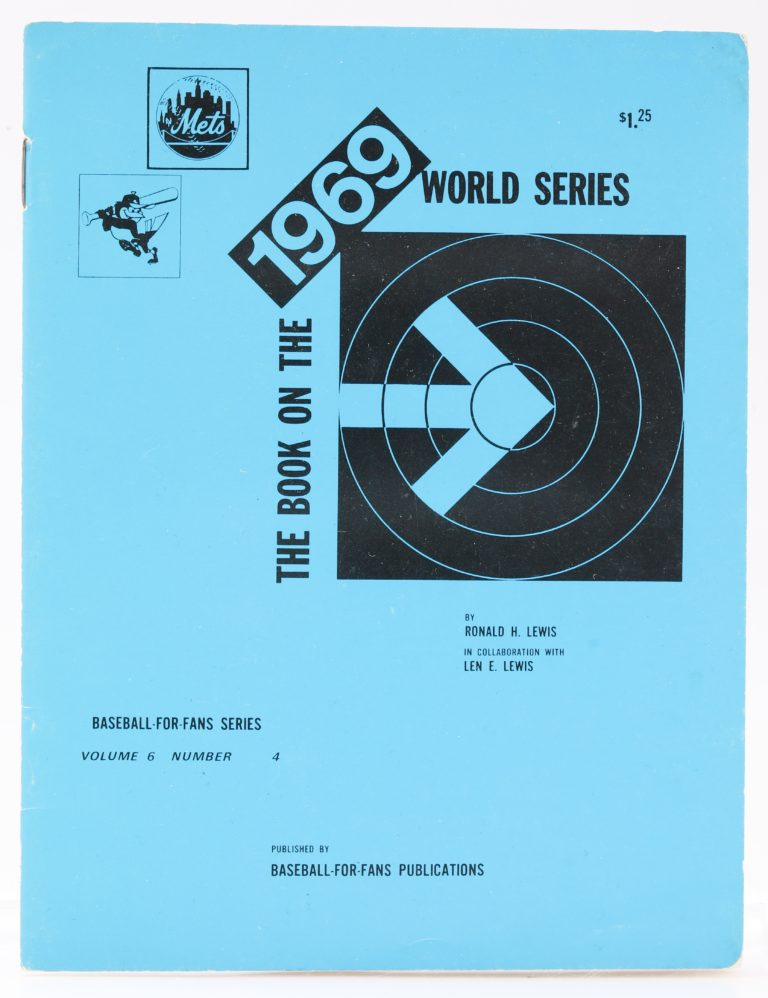 The Book on the 1969 World Series