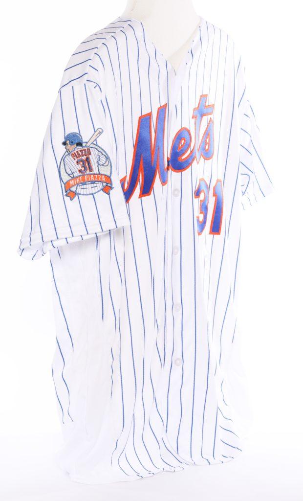 new styles 81551 9f279 MIKE'S RETIRED METS JERSEY – Mets Vault