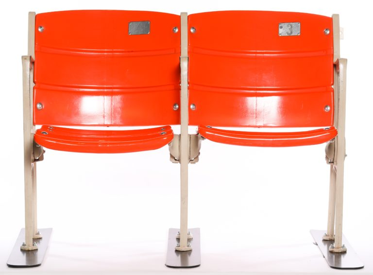 Orange Seats from Shea Stadium