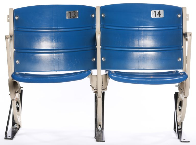 Blue Shea Stadium Seats