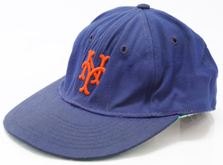Tommie Agee Mets Hat