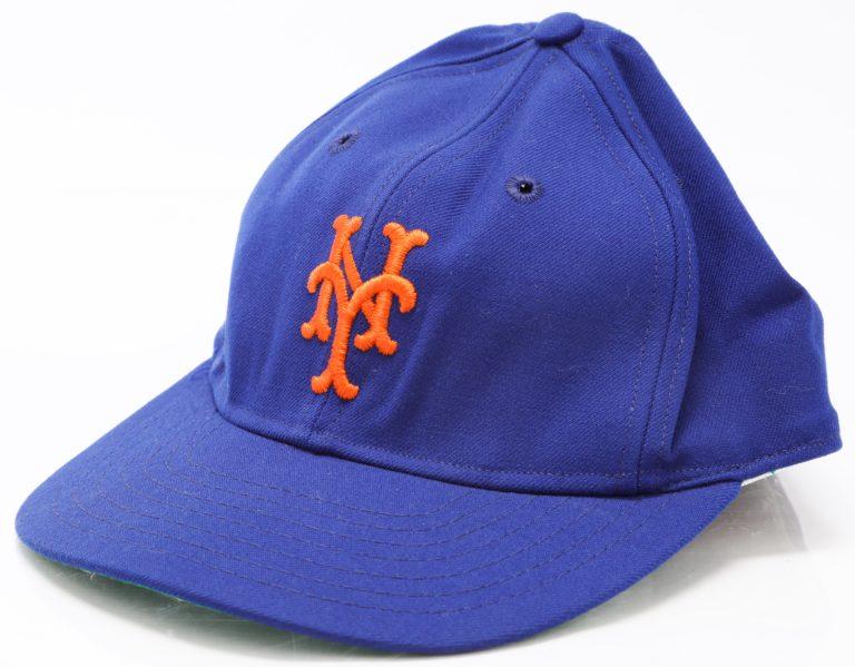 Bud Harrelson Game-Worn Hat