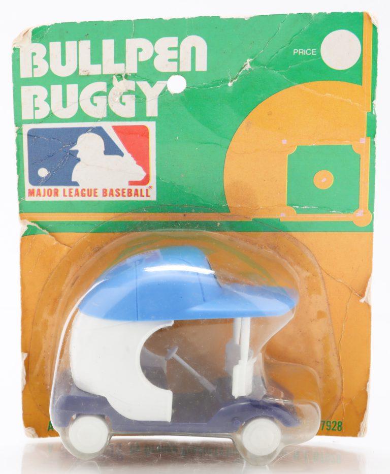 New York Mets Bullpen Buggy Toy Replica