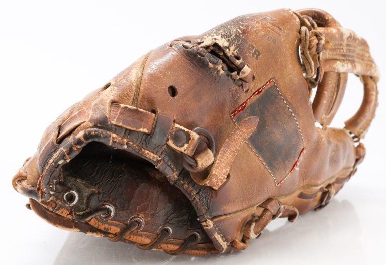 Swoboda's Glove from Game 4 of '69 World Series