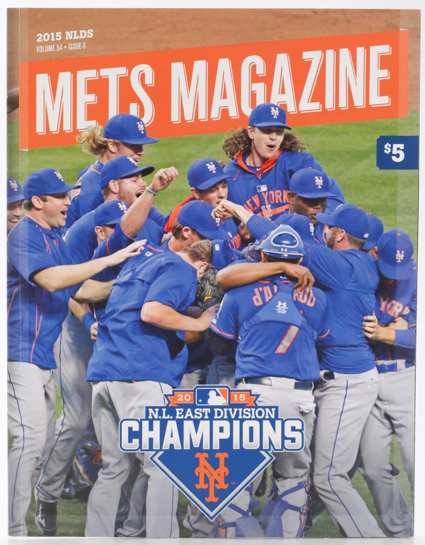Mets Magazine Celebrates 2015 NL East Champions