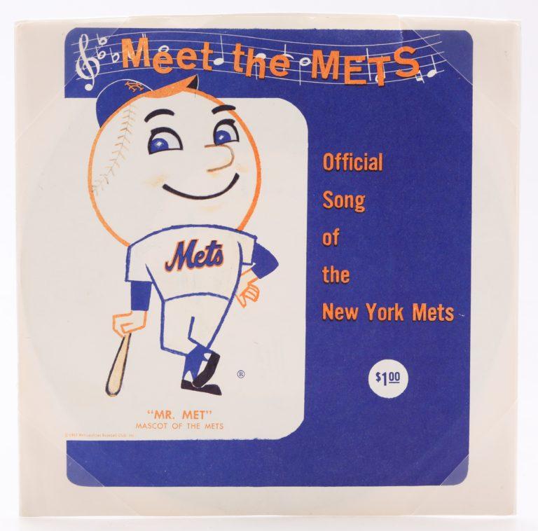 Meet the Mets Album