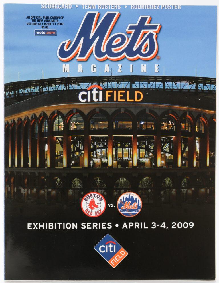 Mets Magazine: Inaugural Series at Citi Field