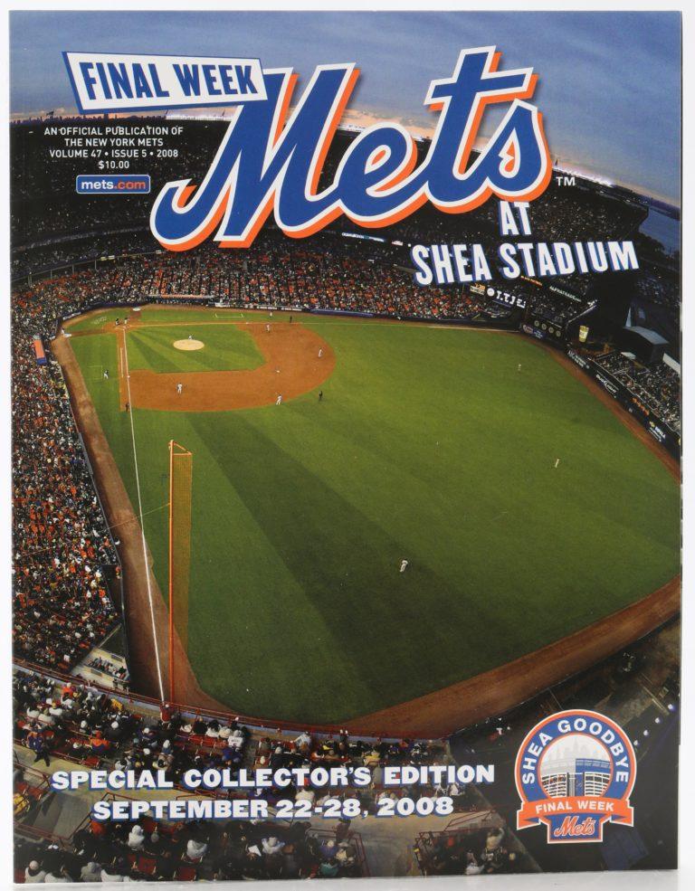 Mets Magazine: Final Week at Shea Stadium