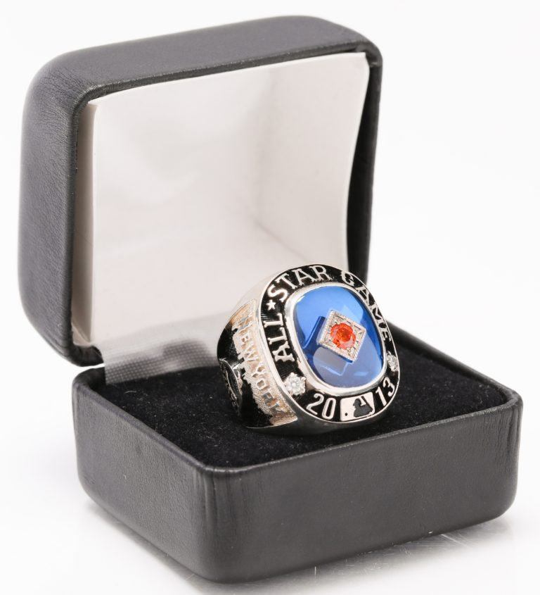 2013 All-Star Game Commemorative Ring in Display Box