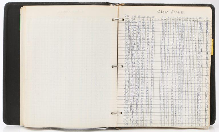 Cleon Jones 1967 Statistics
