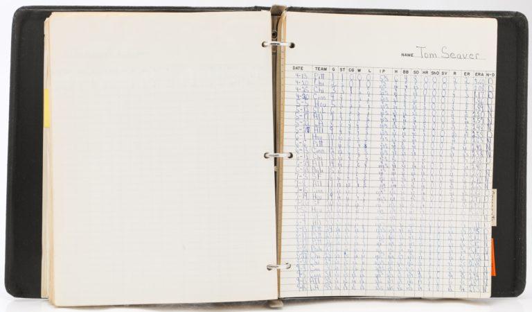 Tom Seaver's Stats from 1967 Season