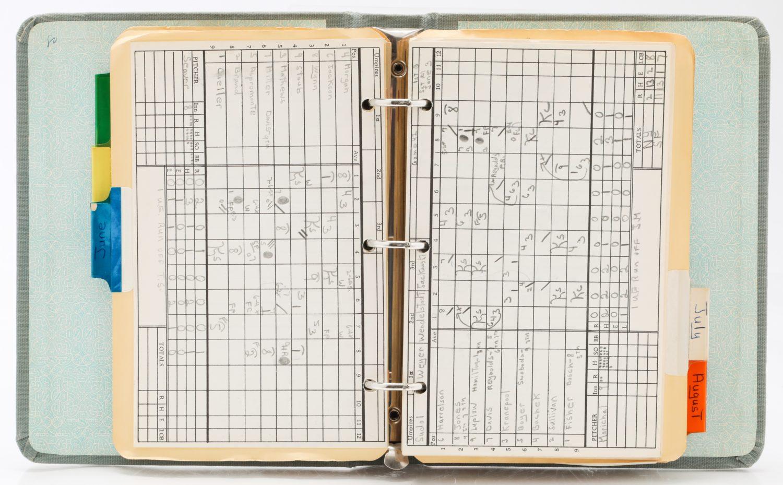 Mets Scorebook - 1967 Trip vs. Houston Astros & San Francisco Giants