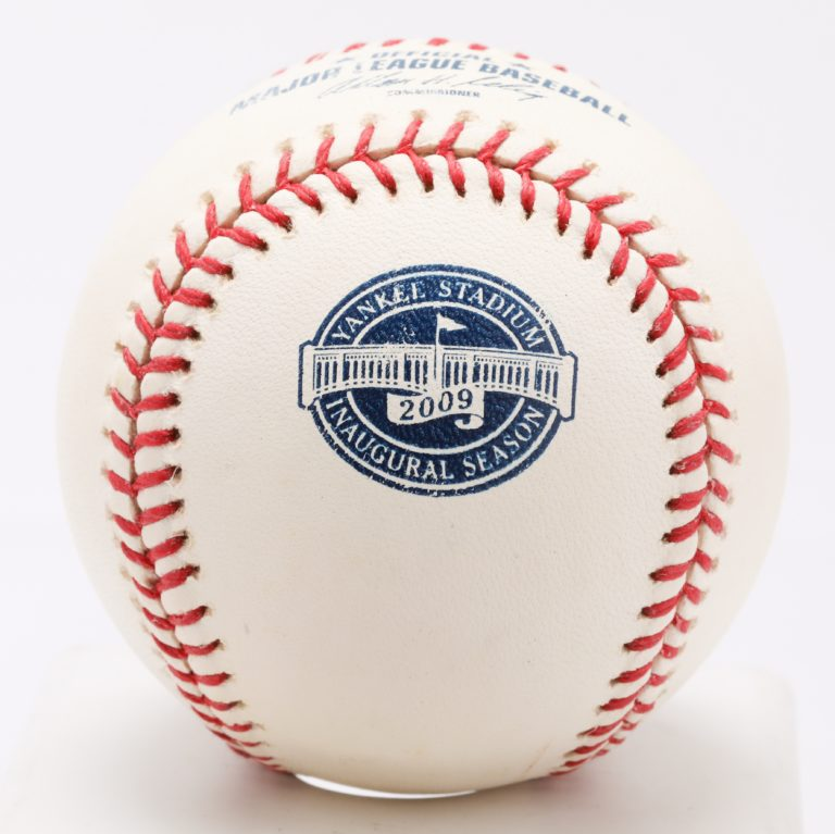 Yankee Stadium Inaugural Season Baseball