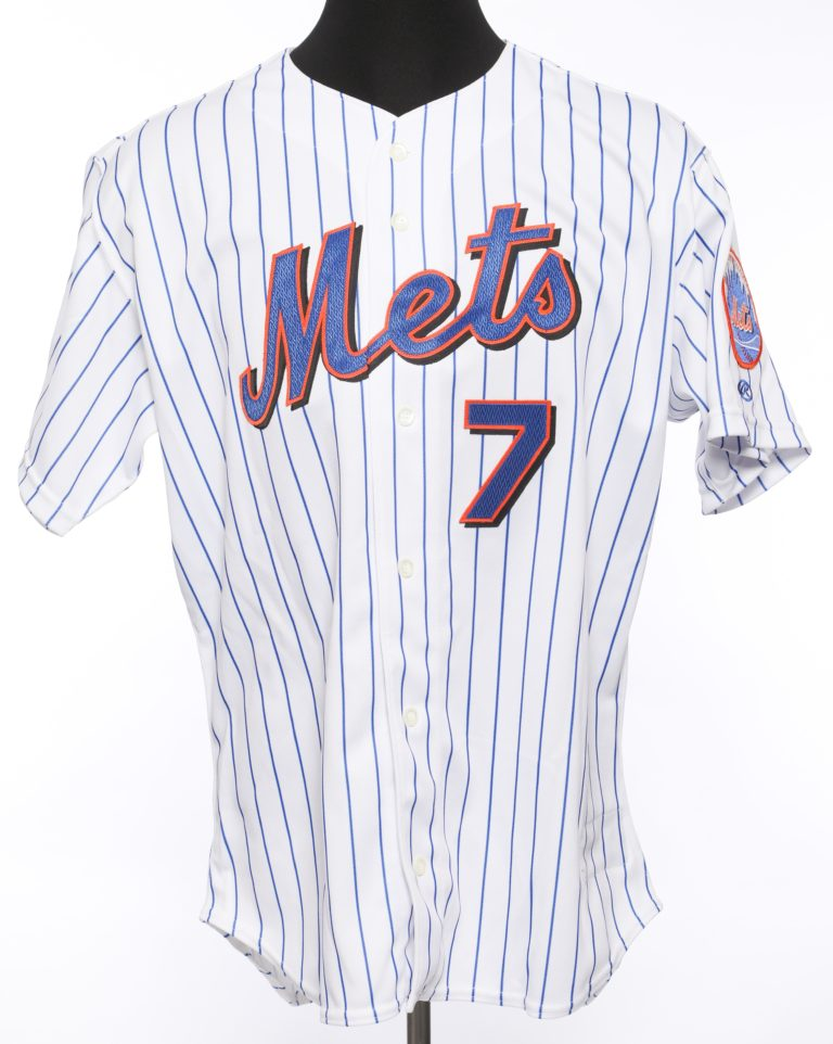 Todd Pratt New York Mets Jersey