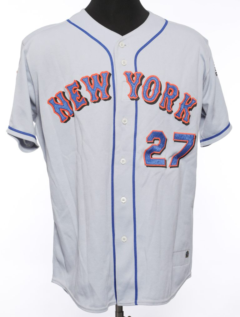 Todd Zeile Jersey from 2,000th Career Hit