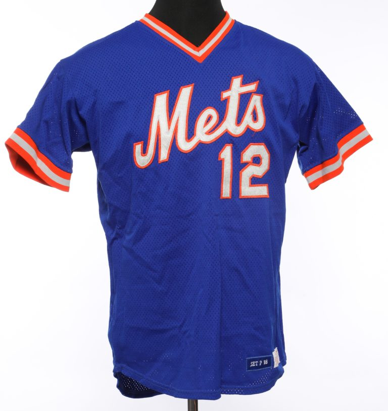 Ron Darling Autographed Practice Jersey