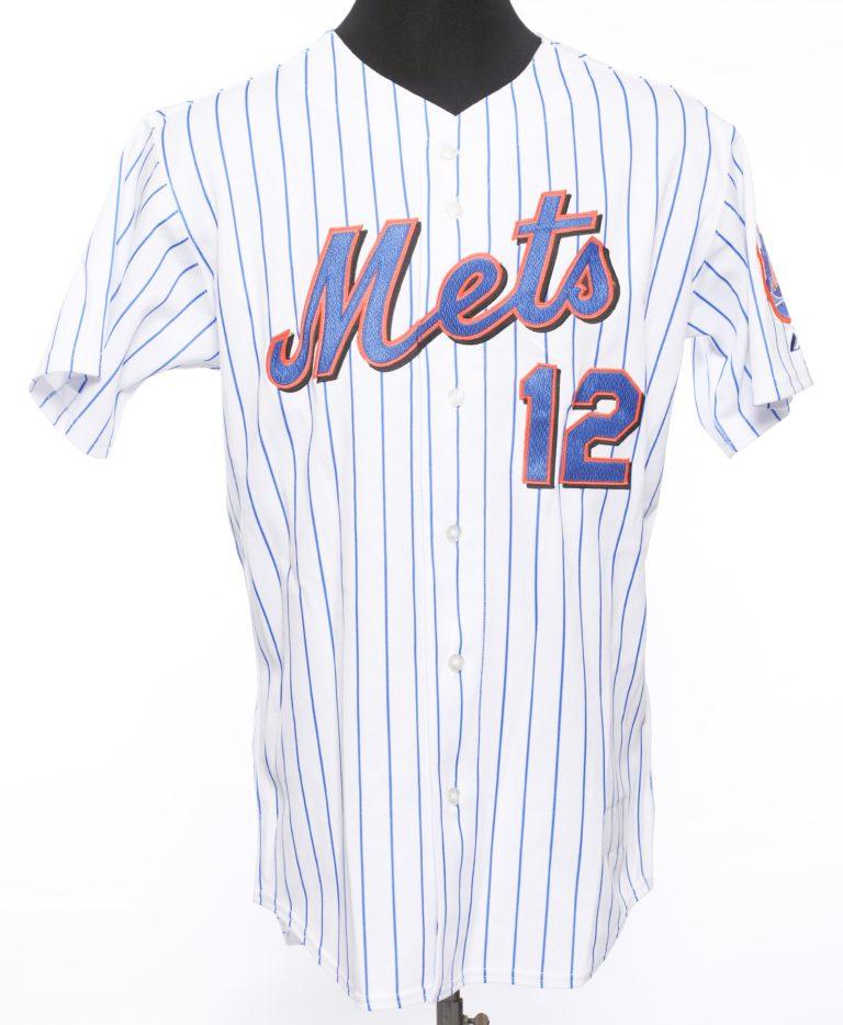Willie Randolph Mets Jersey