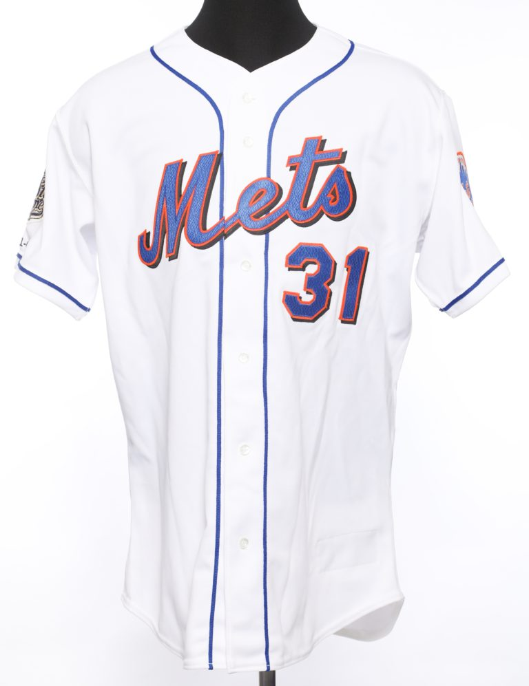 Mike Piazza's 2002 All-Star Jersey
