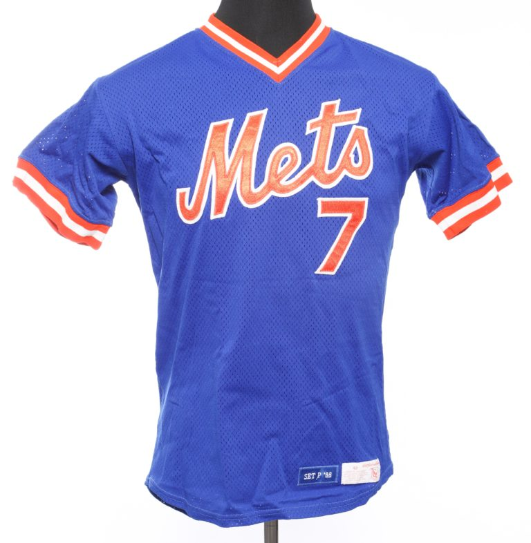 Kevin Mitchell Autographed Batting Practice Jersey