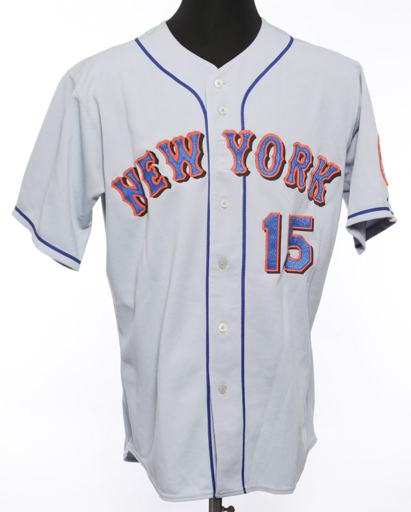 Carlos Beltran Road Jersey Mets Vault
