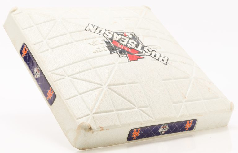 Base from First NLCS Game at Citi Field