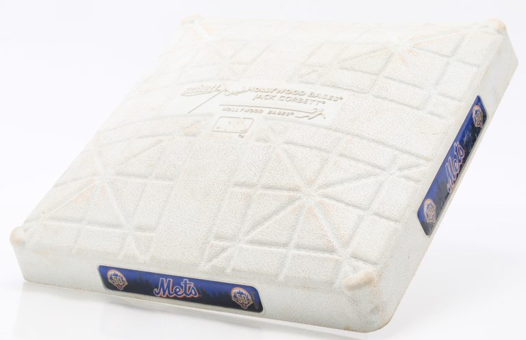 Base From Game When David Wright Took Over Franchise Hits Record