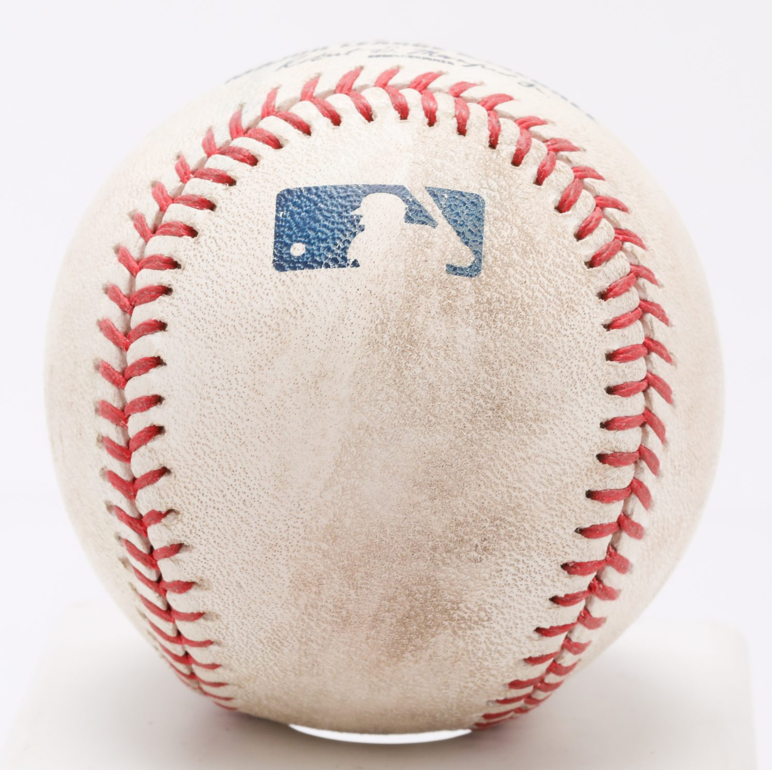 Baseball from Wright's Record Walk-Off Game