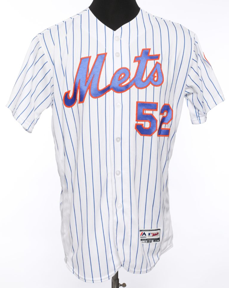 Cespedes Jersey from RBI Record Game