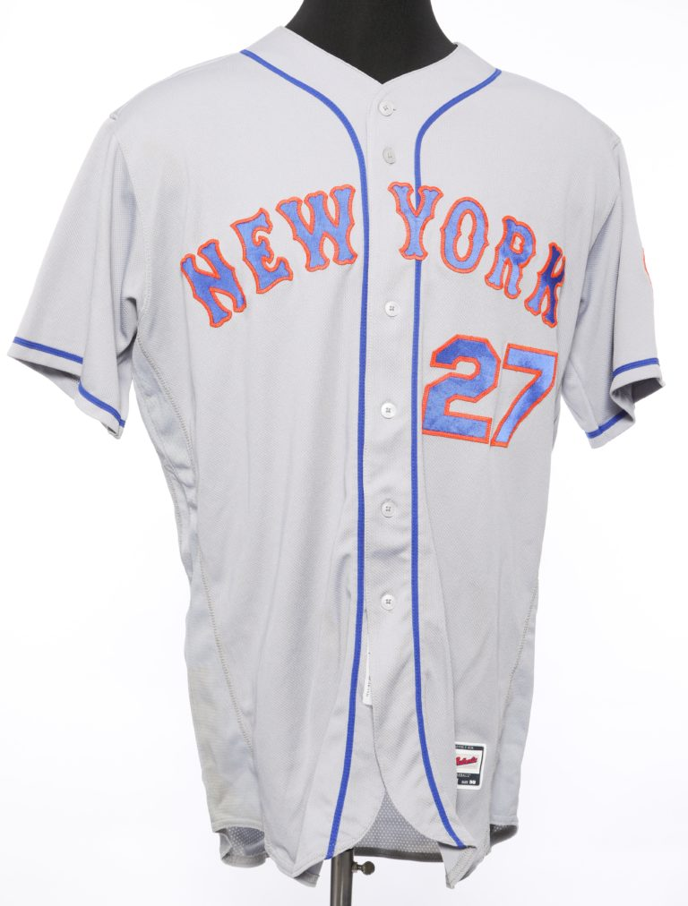 Jeurys Familia Jersey from Saves Record Game