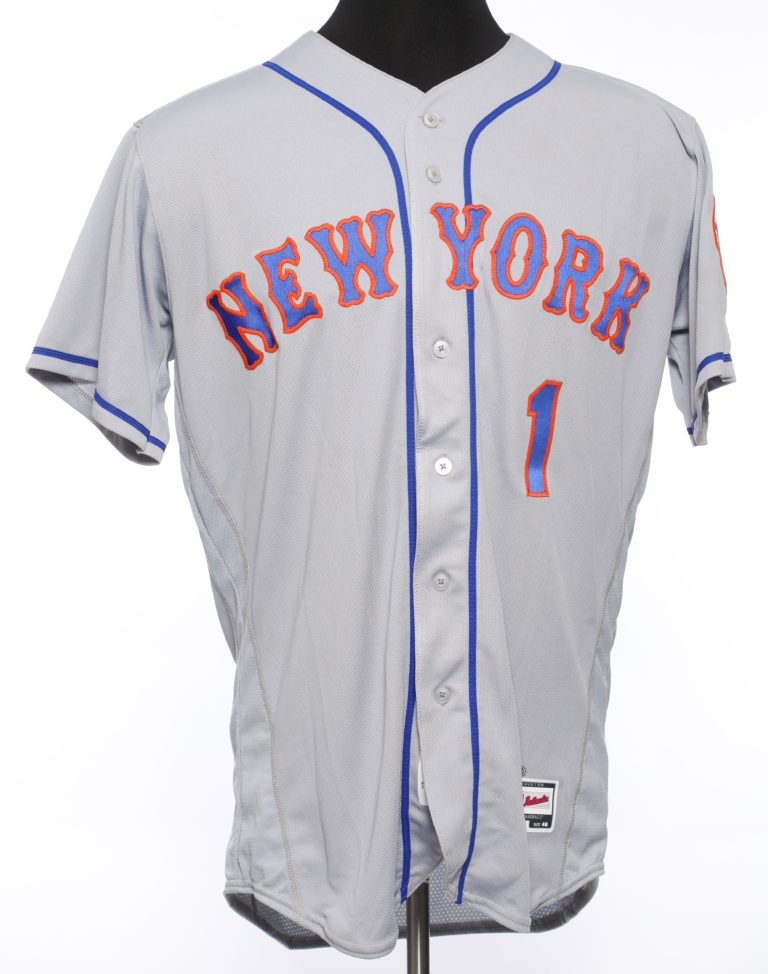 Amed Rosario Jersey from MLB and Mets Debut