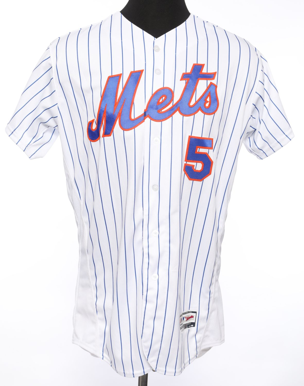 David Wright's Jersey From Final Inning As Met
