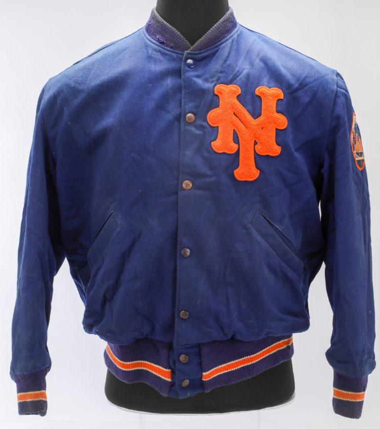 Gary Gentry 1969 World Series Game 3 Jacket