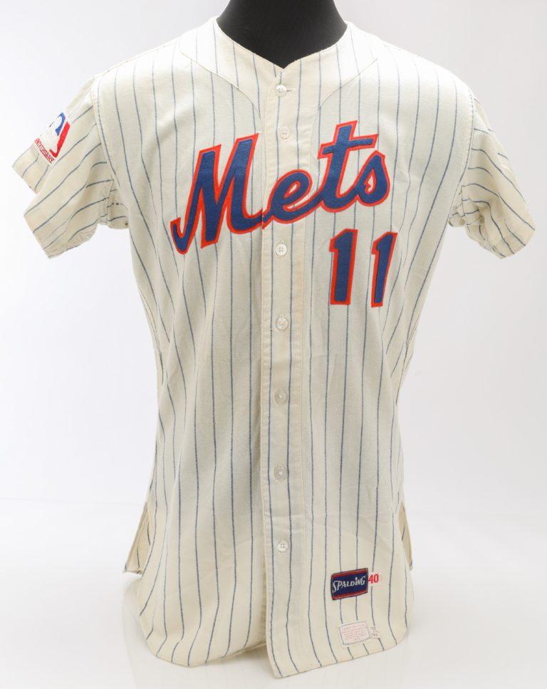 Mets No. 11 Jersey
