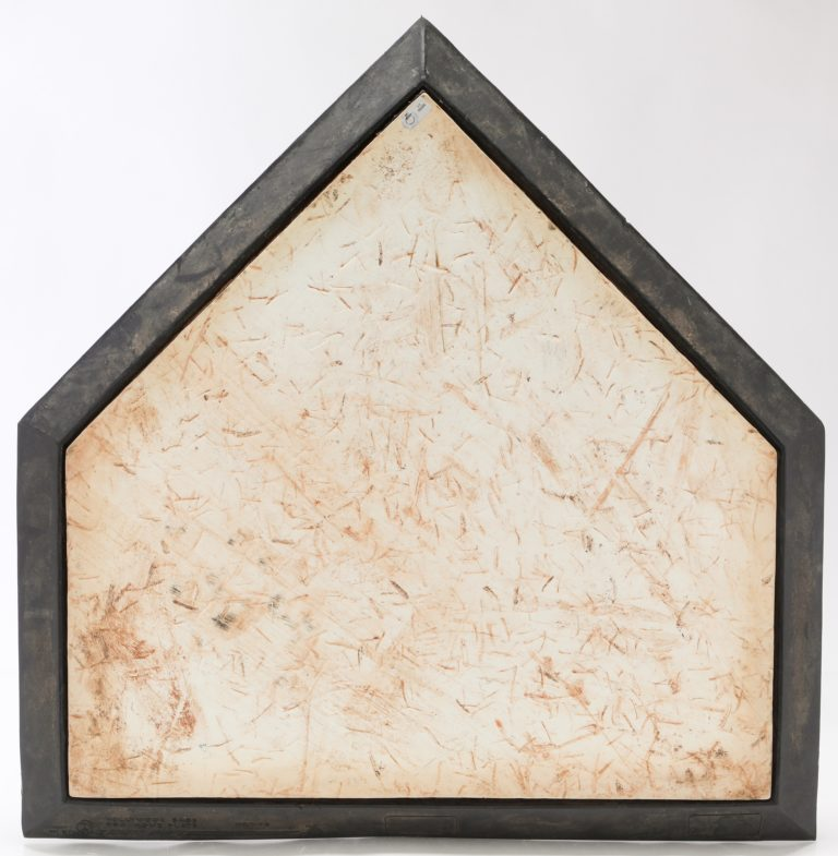 Home Plate Sent to Space